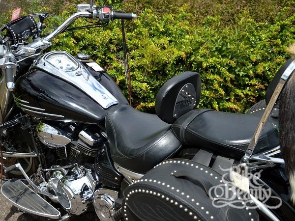 Yamaha Road Star  Engine Life