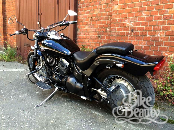 Pictures Of  Yamaha Vstar