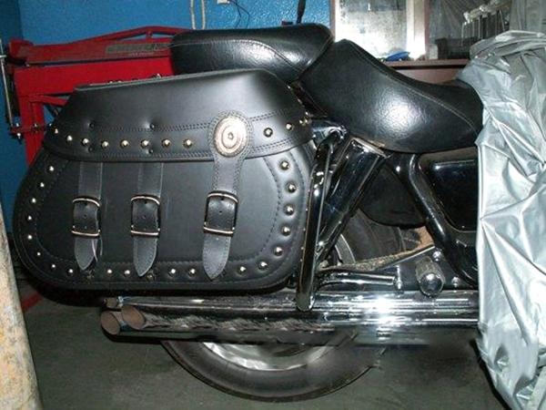 honda valkyrie fc gl   chrome heavy duty rear crash bars guards protectors ebay