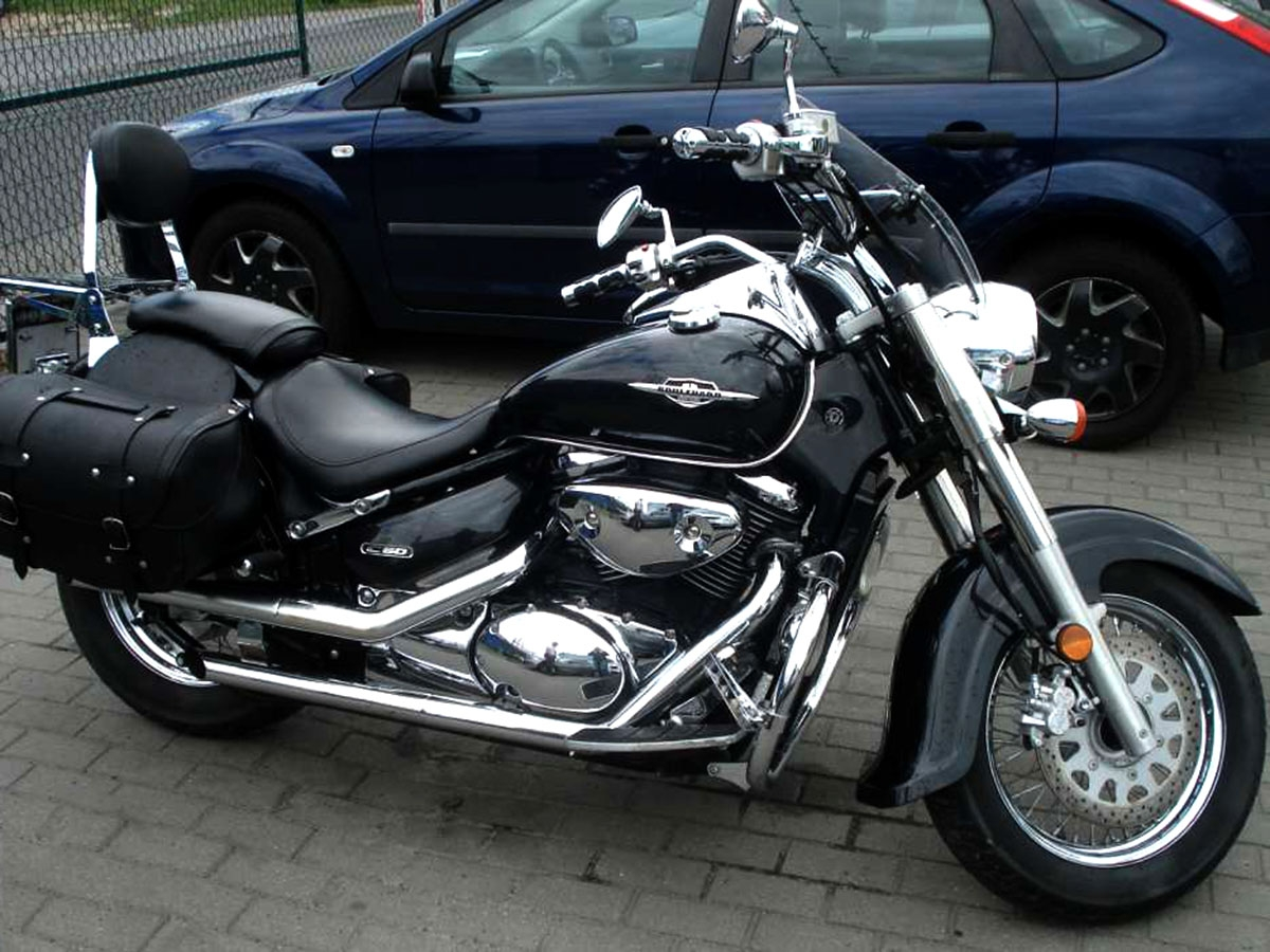 Suzuki Intruder Volusia Accessories