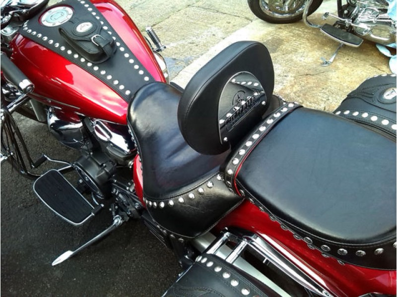 driver rider backrest yamaha midnight star xvs 950 vstar xvs 950 a. Black Bedroom Furniture Sets. Home Design Ideas