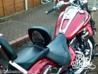Driver Rider Backrest Yamaha RAIDER XV 1900