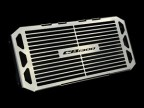 HONDA CB 1300 STAINLESS STEEL RADIATOR COVER GUARD GRILL GRIGLIA 2001-2006