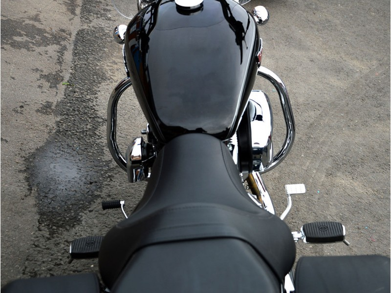 Harley Davidson Bike Covers >> Harley-Davidson Sportster 883 & 1200 XL Highway Crash Bar ...