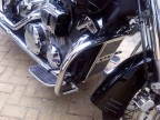 Honda VTX 1300 Custom & Retro R, S T C Crash Bar Highway Engine Guard
