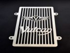 KAWASAKI VULCAN VN 900 STAINLESS STEEL RADIATOR GRILL GUARD COVER