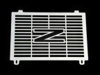 KAWASAKI Z 750 & Z 1000 (03-06) STAINLESS STEEL RADIATOR COVER GUARD GRILL