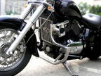 KAWASAKI VULCAN VN 800 ENGINE GUARD WITH BUILT IN FOOT PEGS