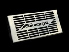 YAMAHA FZS 600 FAZER 1998-2003 STAINLESS STEEL RADIATOR GRILL GUARD COVER