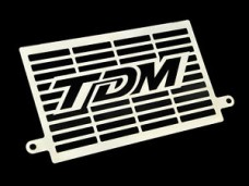 YAMAHA TDM 900 STAINLESS STEEL RADIATOR GRILL GUARD COVER