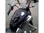 YAMAHA VIRAGO XV535 XV 535 LEATHER TANK Panel Cover, Pad, Strap, Chap, Bra, Bib
