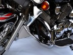 Yamaha Dragstar V-star XVS 1100 Custom & Classic Crash Bar Highway Engine Guard