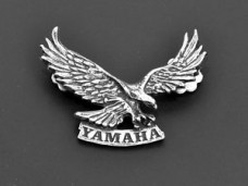Yamaha Eagle Motorcycle Metal Badge
