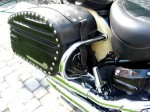 Yamaha Royal Star XVZ 1300 A Rear Crash Bars XVZ1300 Heavy Duty Guards Protector